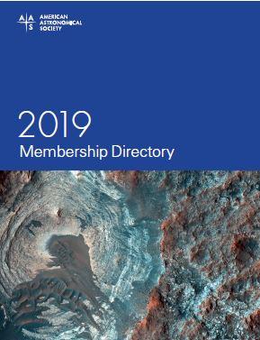 2019 Membership Directory mockup
