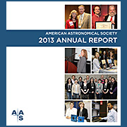 2013 AAS Annual Report