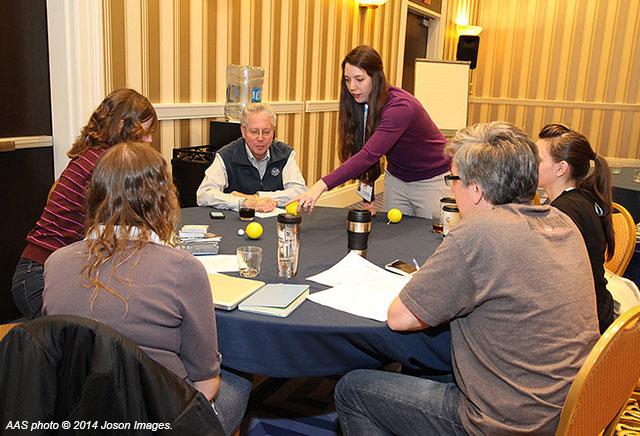 AAS Astronomy Ambassadors Workshop