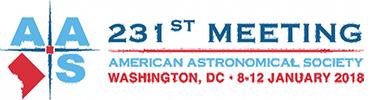 AAS 231 Logo