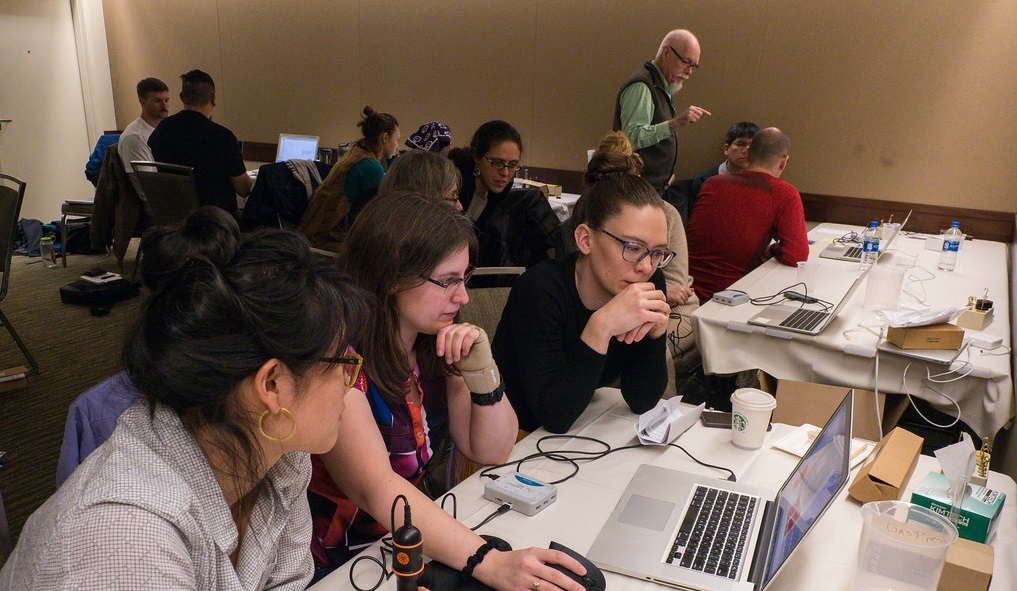 AAS 233 Workshop: Teaching Science Thought and Practices