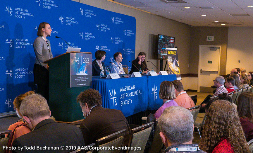 AAS Press Conference