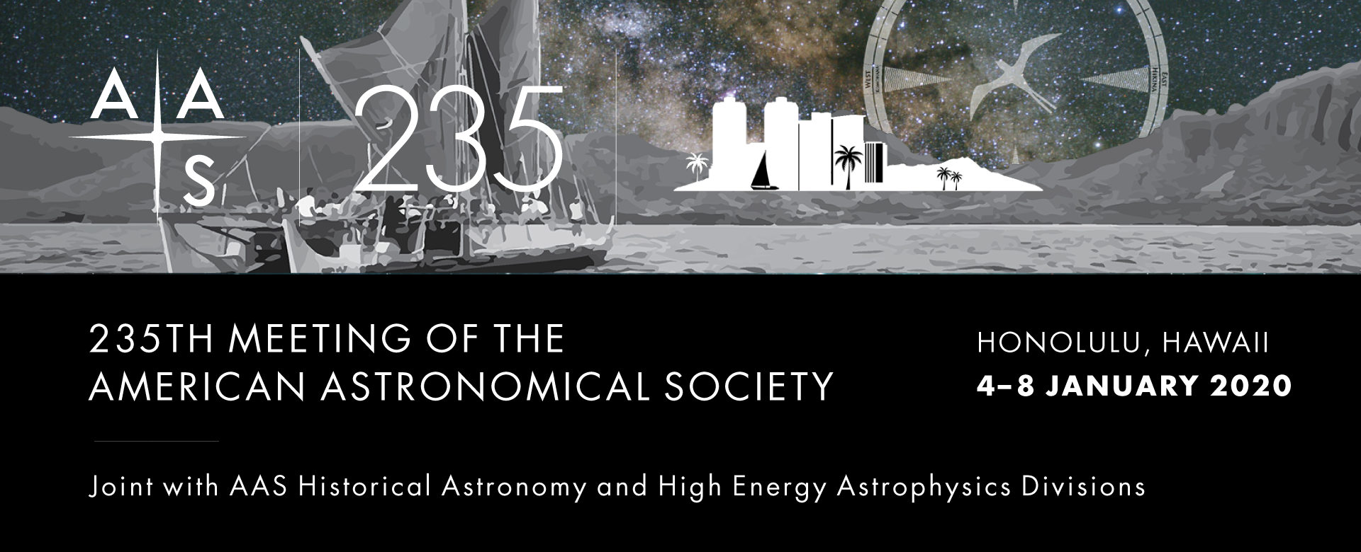 AAS 235 Banner
