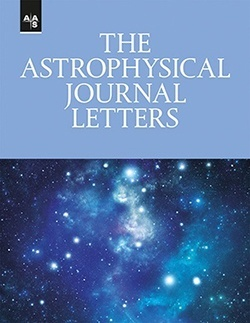 astrophysical journal letters publishing american astronomical society 20518