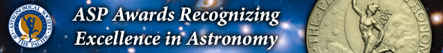 ASP Awards Banner
