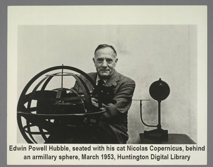 a look at the life of edwin powell hubble an american astronomer The my hero project has been using media to celebrate the best of american astronomer, edwin hubble hubble space telescope - edwin powell hubble.