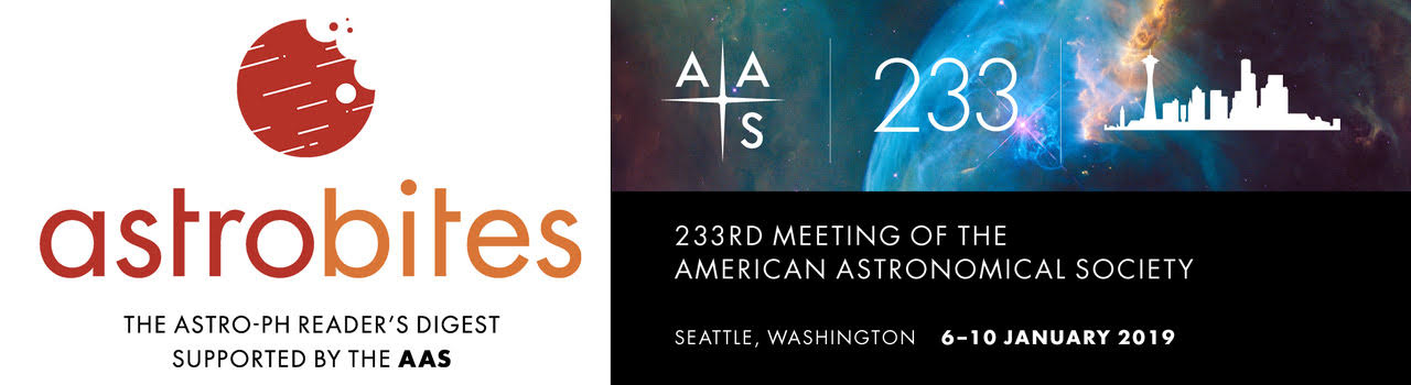 Astrobites at AAS 233