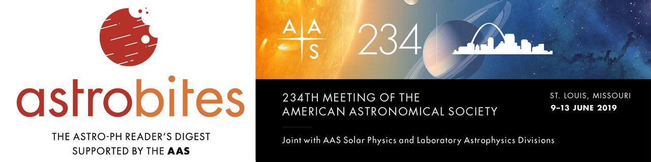 Astrobites at AAS 234