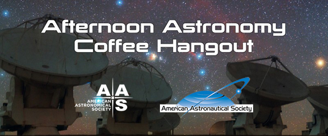 Afternoon Astronomy Coffee