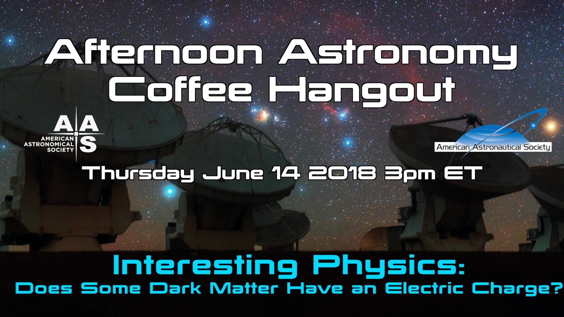 Astronomy Coffee Hangout