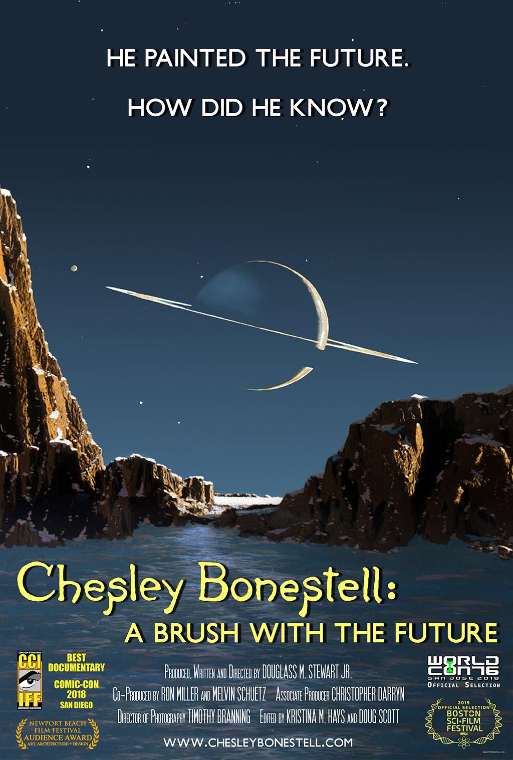 Chesley Bonestell Movie Poster
