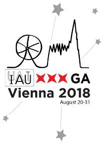 IAU XXX GA Logo