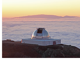NASA's 3-meter Infrared Telescope Facility