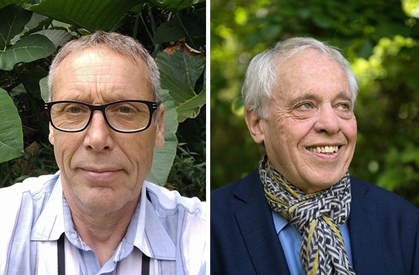 Nicholas Kaiser and Joseph Silk