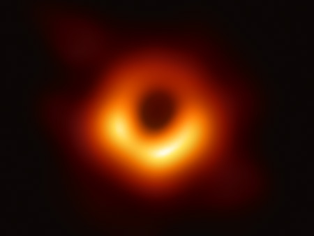 Black Hole in M87 Revealed by the Event Horizon Telescope