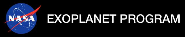 NASA Exoplanet Program
