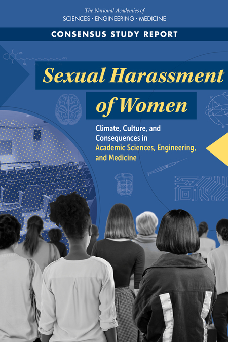 NASEM Report on Sexual Harassment of Women