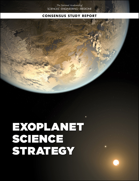 Exoplanet Science Strategy Report