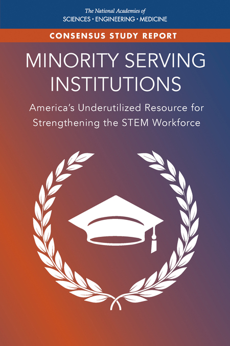 Minority-Serving Institutions Report