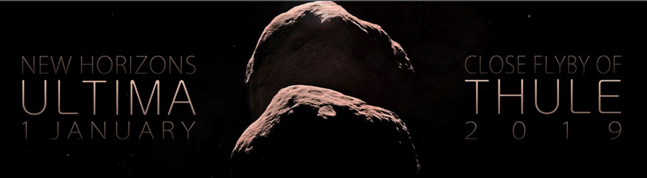 New Horizons Flyby of Ultima Thule
