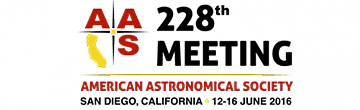 228th meeting of the AAS