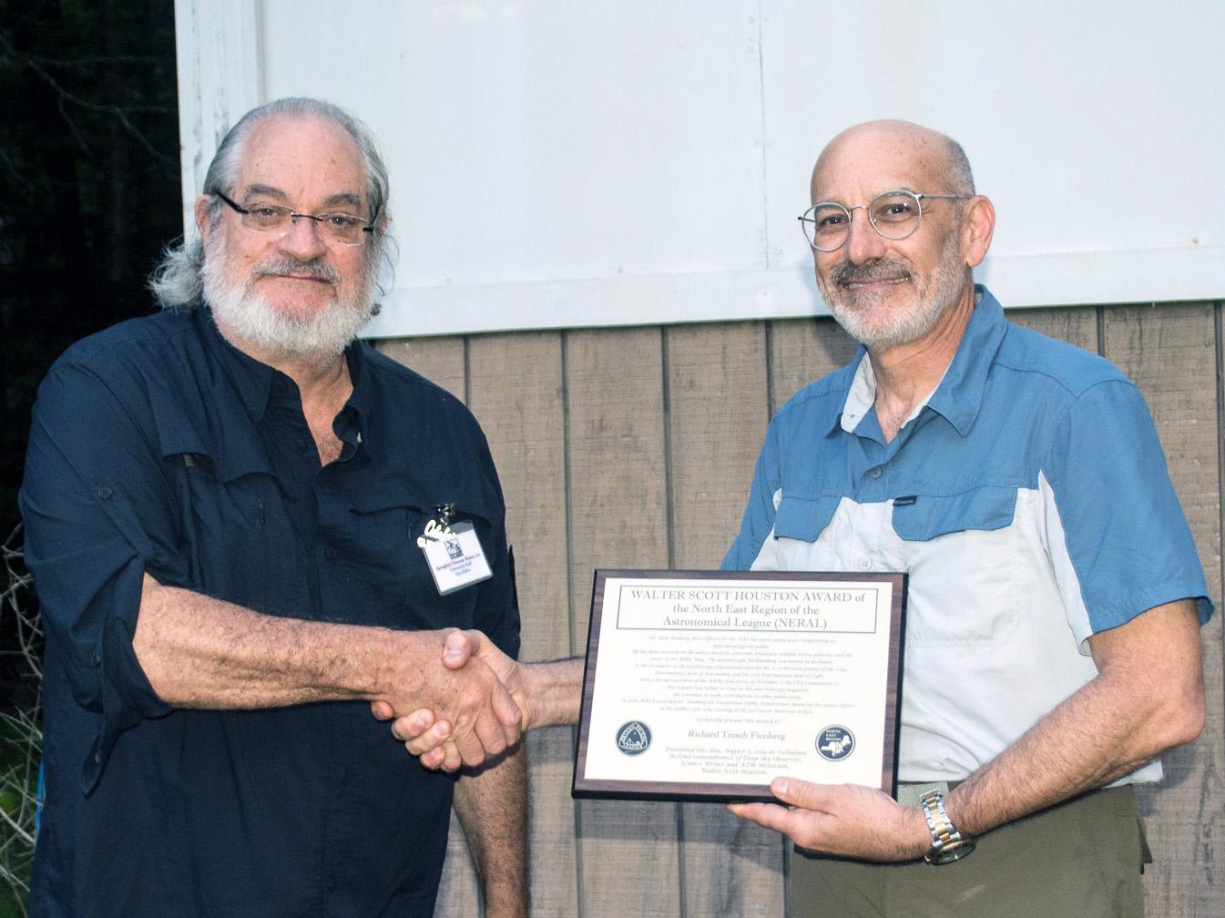 Alan Rifkin and Rick Fienberg