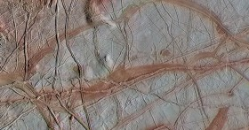 Europa Close-up