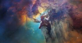 Lagoon Nebula Closeup