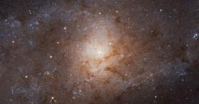 Hubble's Triangulum Galaxy