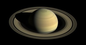 Saturn from Cassini 2016