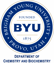 BYU Department of Chemistry and Biochemistry