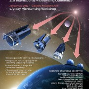 Microlensing 21 Conference Dates and Topics